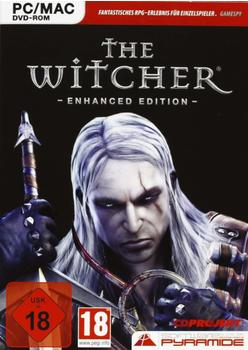 Atari The Witcher - Enhanced Edition (Software Pyramide) (PC)