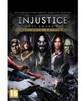 Warner Injustice: Gods Among Us - Ultimate Edition (PEGI) (Download) (PC)