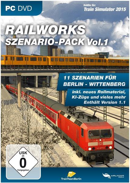 Railworks Szenario-Pack Vol. 1 (Add-On) (PC)