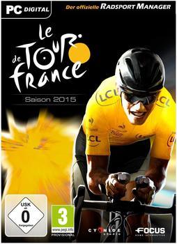 Focus Home Interactive Le Tour de France 2015: Der offizielle Radsport Manager (Download) (PC)