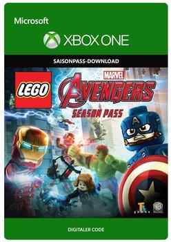 LEGO Marvel Avengers: Season Pass (Add-On) (Xbox One)