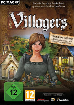 Villagers: Limited Day-1-Edition (PC/Mac)