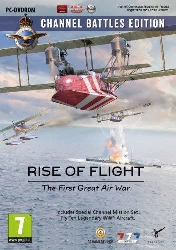 Excalibur Rise of Flight - Channel Battles Edition (PEGI) (PC)