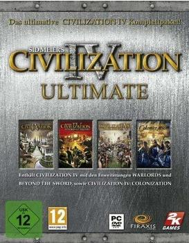 2K Games Civilization IV - Ultimate Edition (PC)