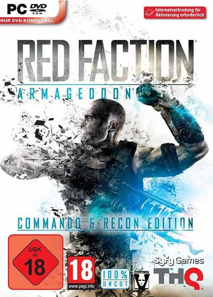 THQ Red Faction: Armageddon - Commando & Recon Edition (PC)