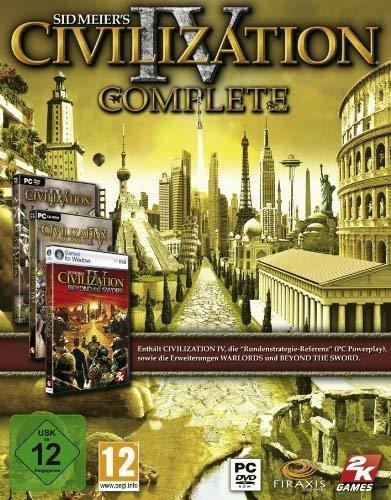 ak tronic Sid Meiers Civilization 4 Complete Edition