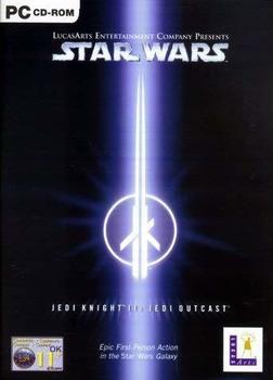 Activision Star Wars: Jedi Knight II - Jedi Outcast (PEGI) (PC)