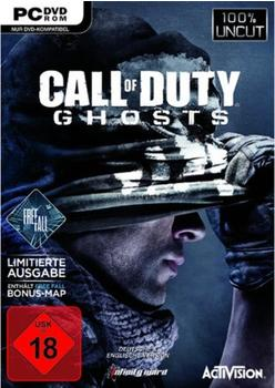 Call of Duty: Ghosts - Limitierte Ausgabe (PC)