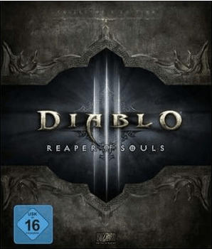 Blizzard Diablo III: Reaper of Souls - Collectors Edition (Add-on) (PC)