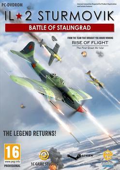 Excalibur IL-2 Sturmovik: Battle of Stalingrad (PEGI) (PC)