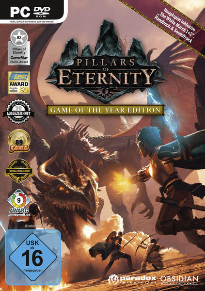 Pillars of Eternity: Game of the Year Edition (PC)