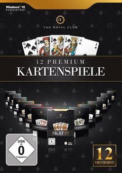 Avanquest The Royal Club - 12 Premium Kartenspiele (PC)