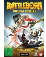 2K GAMES Battleborn - Digital Deluxe Edition (Download) (PC)