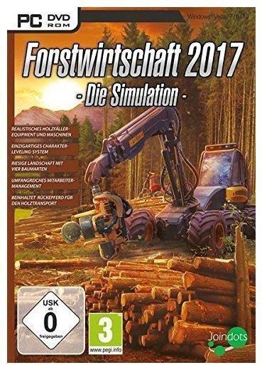 Forstwirtschaft 2017: Die Simulation (PC)