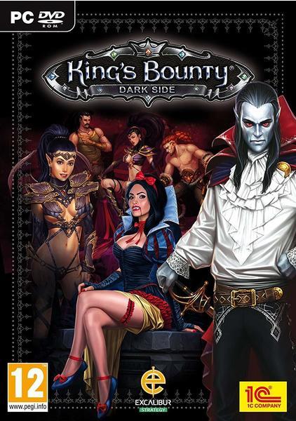 Excalibur Kings Bounty: Dark Side - Premium Edition (PEGI) (PC)
