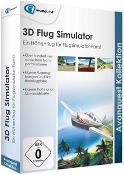 Avanquest 3D Flug Simulator - Avanquest Kollektion