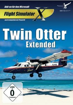 Twin Otter Extended (Add-On) (PC)