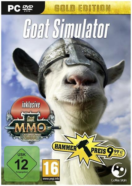Goat Simulator: Gold Edition (PC)