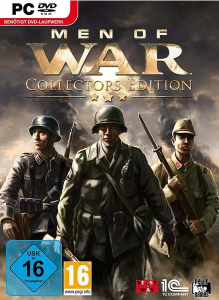 Flashpoint Men of War - Collectors Edition (PC)