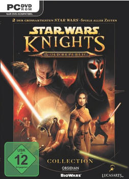 LucasArts Star Wars: Knights of the Old Republic - Collection (PC)