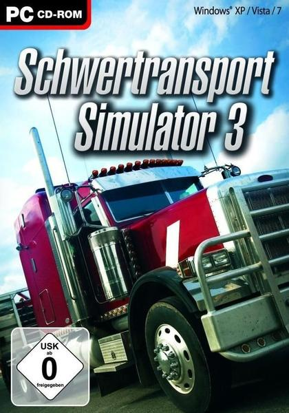 Schwertransport Simulator 3 (PC)
