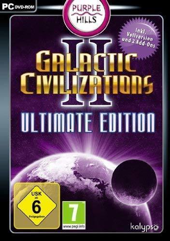 Purple Hills Galactic Civilizations II (Ultimate Edition) (Purple Hills) (PC)