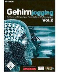 Gehirnjogging Vol. 2 (PC)