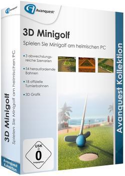 3D Mini-Golf: Minigolf für die ganze Familie (PC)