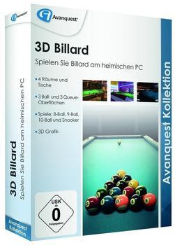 Avanquest 3D Billard - Avanquest Kollektion