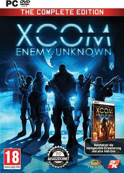 2K Games XCOM: Enemy Unknown - Complete Edition (PEGI) (PC)