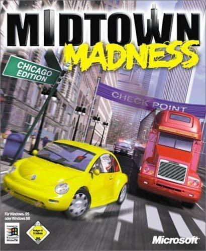 Microsoft Midtown Madness (PC)
