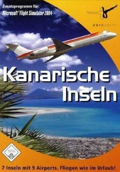 Emme Flight Simulator 2004: Canary Islands (PC)