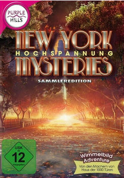 New York Mysteries: Hochspannung - Sammleredition (PC)