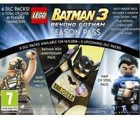 Warner Lego Batman 3: Beyond Gotham - Season Pass (Download) (PS3)