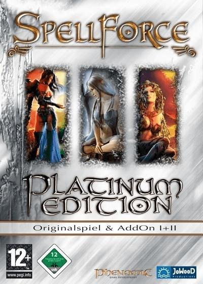 Nordic Games SpellForce - Platinum Edition (Download) (PC)