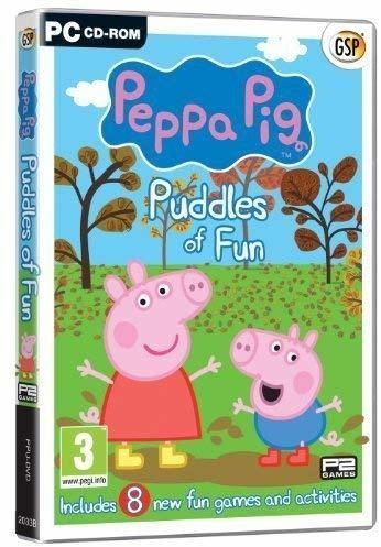 Avanquest Peppa Pig: Puddles of Fun (PC)