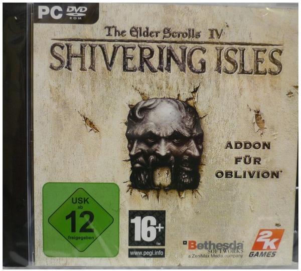 Take 2 The Elder Scrolls IV: Shivering Isles (Add-On) (PC)