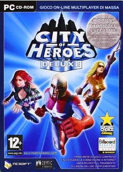 NCsoft City of Heroes: Deluxe (PC)