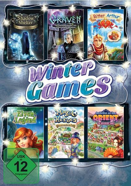Winter Games für Windows (PC)