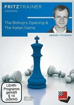 ChessBase Fritztrainer: The Bishops Opening & The Italian Game (PC)