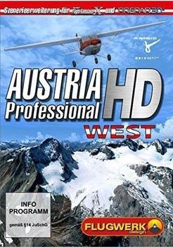 Austria Professional HD: West (Add-On) (PC)