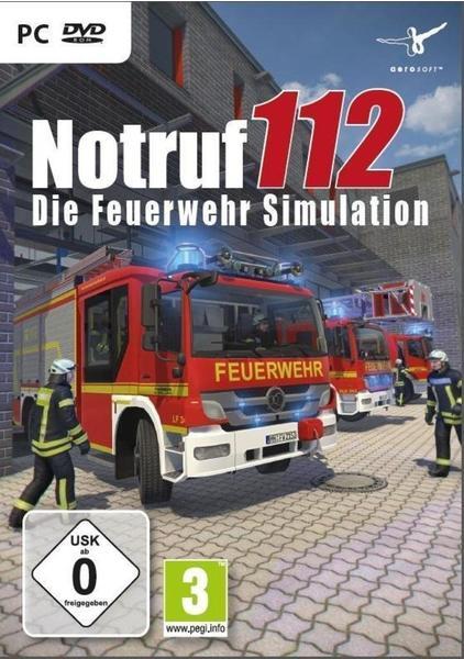 Notruf 112: Die Feuerwehr Simulation (PC)