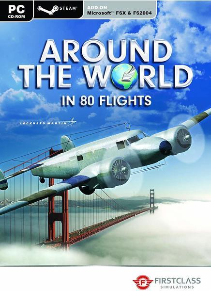 Excalibur Around the World in 80 Flights (PEGI) (Download) (PC)