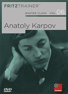 Fritz Trainer: Master Class Band 6: Anatoly Karpov (PC)