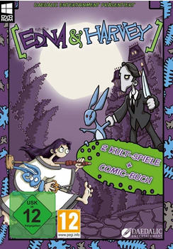 Daedalic Entertainment Edna & Harvey: Harveys New Eyes (Download) (PC)