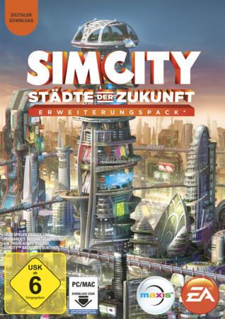 SimCity: Städte der Zukunft (Add-On) (PC)
