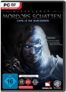 Mittelerde: Mordors Schatten - Game of the Year Edition (PC)