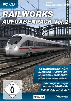 Railworks Aufgabenpack Vol. 2 (Add-On) (PC)