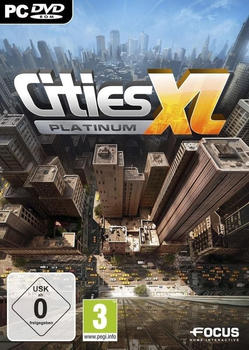 Focus Home Interactive Cities XL (Platinum) (Download) (PC)