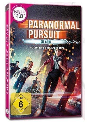 Paranormal Pursuit: Die Gabe - Sammleredition (PC)